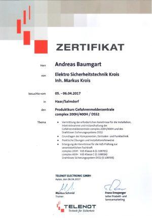 zertifikat-baumgart