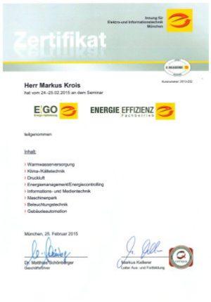 zertifikat-ego